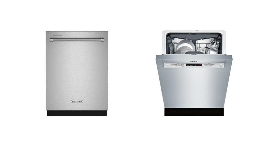 Clash Of Appliances - Which Dishwasher is better?