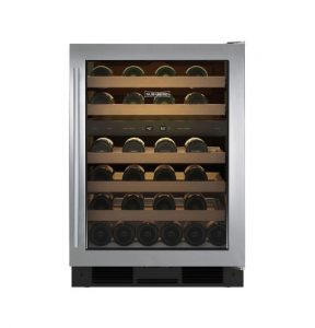 A wine cooler that needs appliance repair services