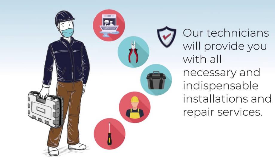 The tenets of professional same day service appliance repair