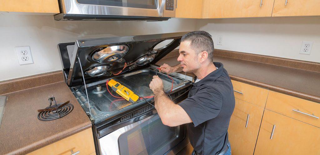 Why to avoid DIY stove repair